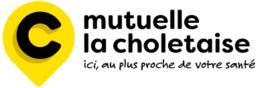 Logo mutuelle La Choletaise